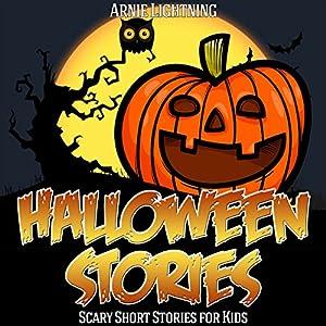 Halloween Stories: Spooky Short Stories for Kids Audiobook