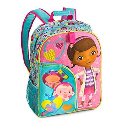 d82a1782358 Image Unavailable. Image not available for. Color  Disney Doc McStuffins  Backpack