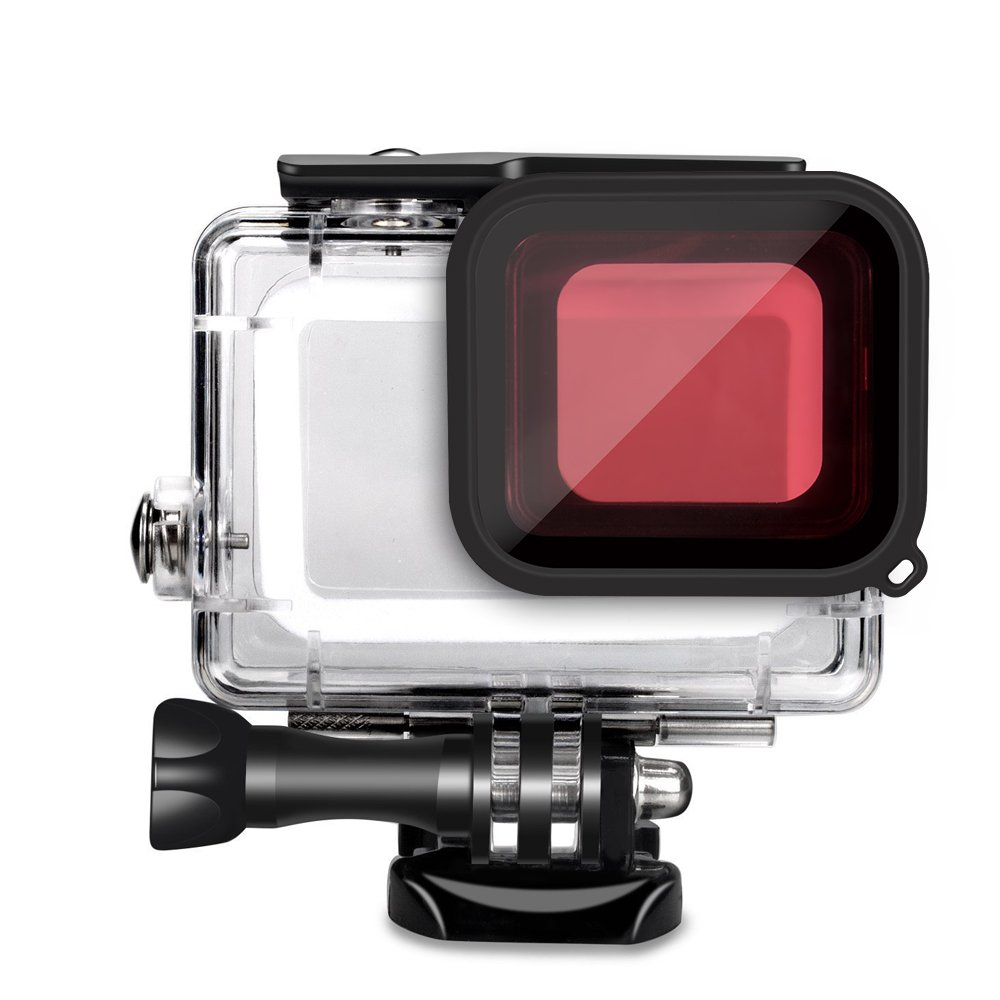SyndeRay Waterproof Housing Case for GoPro HERO(2018) Hero 7/6/5 Sport Camera-Underwater 45 Meters LYSB01M8HK5G2-ELECTRNCS