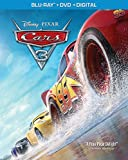 Cars 3 [Blu-ray + DVD + Digital HD] (Bilingual)