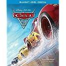 Cars 3 [Blu-ray + DVD + Digital HD] (Bilingual)