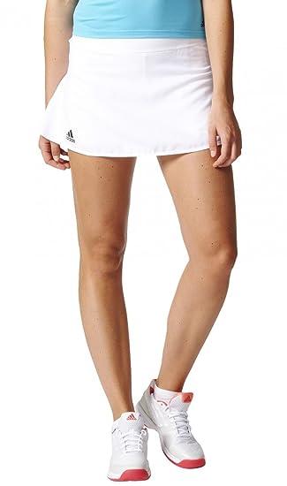 adidas Club Falda de Tenis, Mujer, Blanco, XL: Amazon.es: Ropa y ...