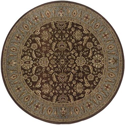 Oriental Weavers Genesis 952Q1 Area Rug, 8 , Brown