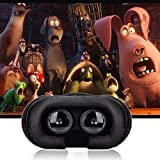 Qkfly 3D VR Headset All in One Virtual Reality Glasses On Android 5.1 System Resolution 2560*1440P Display 5.5 inch Screen 360 Degree Immersive Games Movies for PS4 Youtube Google Play with WIFI