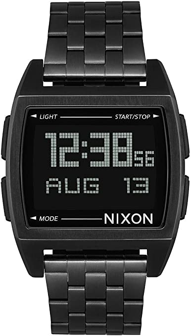 TALLA ONESIZE. NIXON Base -Spring 2017- All Black
