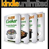 Slow Cooker Recipes: Mediterranean Diet: Crockpot Recipes: Paleo Cookbook: Box Set: The Ultimate Recipes Cookbook Box Set(30+ Free Books Included!) (Slow ... Crockpot, Cookbook, Meals, Healthy,)