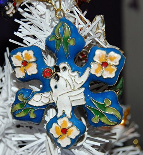 White Jade Elephant Pendant (Exquisite Cloisonne Ornaments, Various Styles to choose (Snowflake)