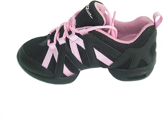 Skazz by Sansha Womens Dance Studio Exercise Sneakers