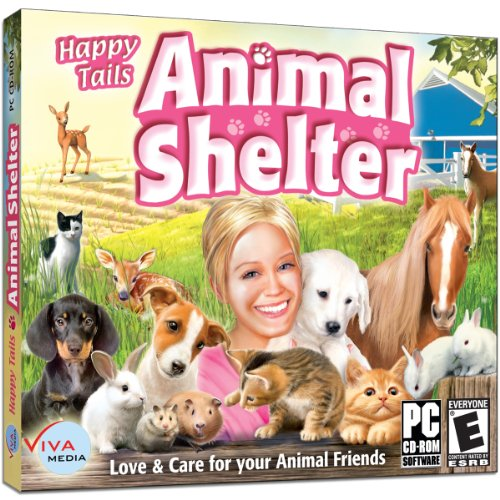 Happy Tails: Animal Shelter [Old Version] (Jumpstart Puppy)