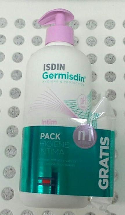 GERMISDIN PACK HIGIENE INTIMA 500 ML + 20 TOALLITAS