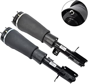 MILLION PARTS 2PC Airmatic Suspension Struts Air Shock Front Left & Right fit for 2003 2004 2005 2006 2007 2008 2009 Land Rover Range Rover