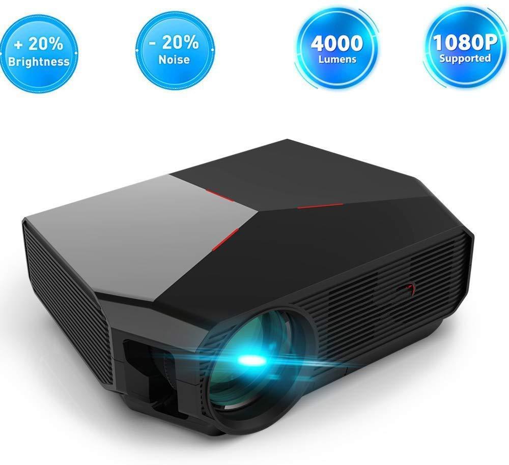 Cine en casa proyectores de video LED Proyector LCD Proyector de ...