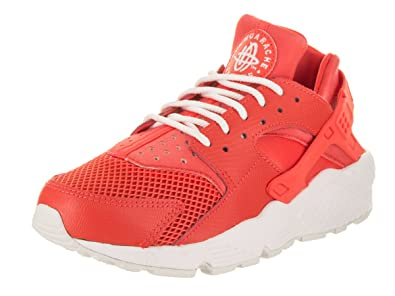 pretty nice 241a0 7c0f4 Nike Women's Air Huarache Run SE Rush Coral/Rush Coral Running Shoe 5.5  Women US
