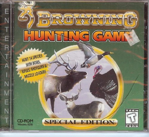 Price comparison product image Browning Hunting Game - Special Edition
