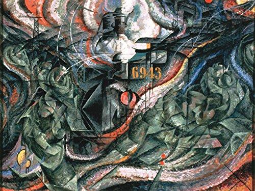 Masterworks - Museum of Modern Art - Umberto Boccioni - Farewells
