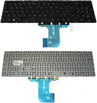 IFINGER Teclado Español para portátil HP 250 G5. 255 G5 SG ...