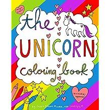 The Unicorn Coloring Book