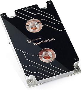 Bitspower Touchaqua CPU Water Block Summit MS CPU Waterblock, AMD X399 Platform