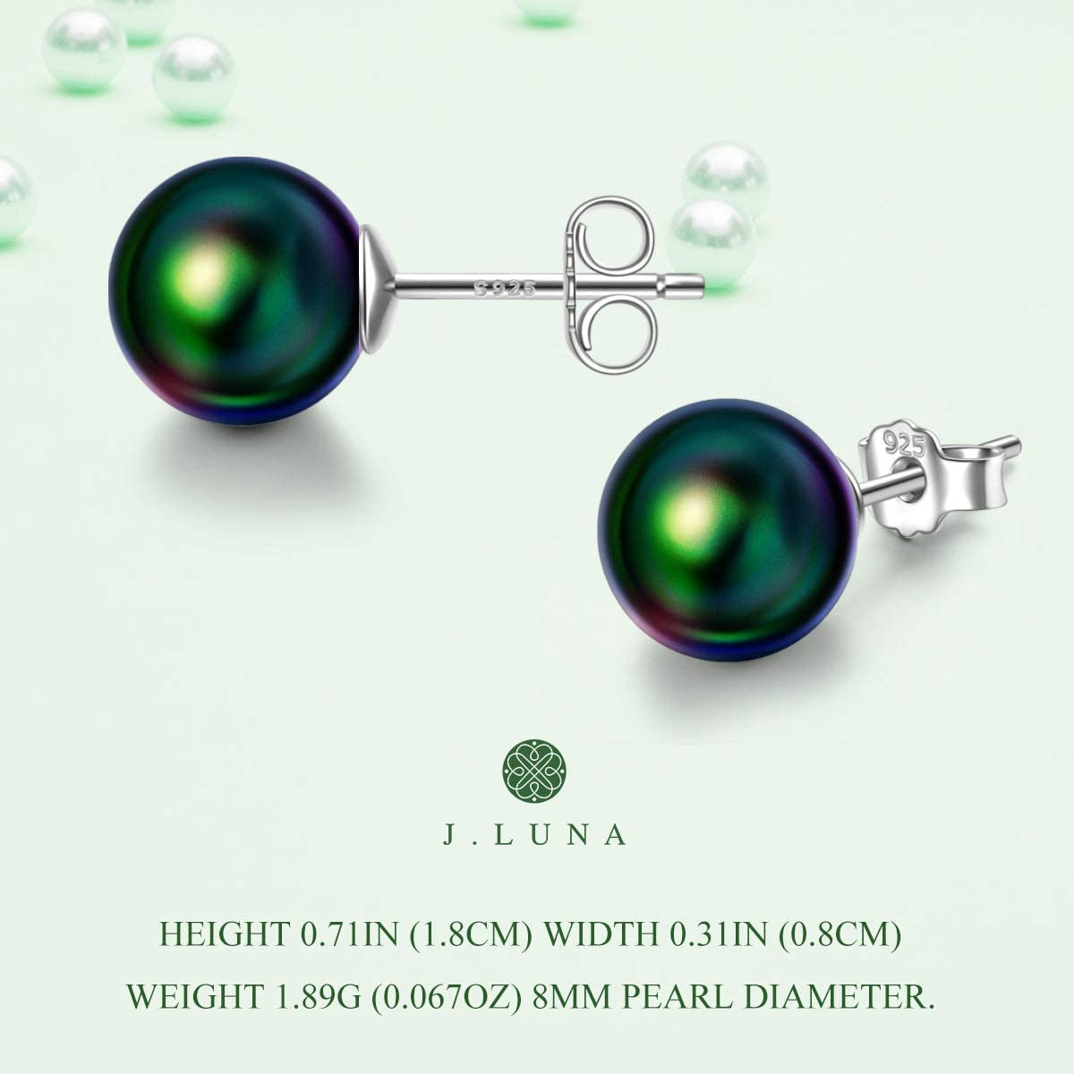 Jewels By Lux Sterling Silver Gold-plated Reflections Jan Swarovski Crystal Bead