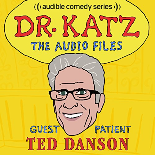 Ep. 6: Ted Danson cover