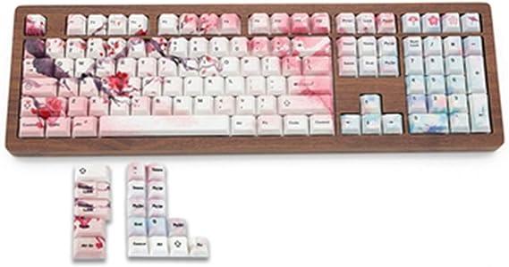 LXH-SH Suministros para computadora 126 / 108pcs KeyCaps ...