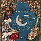 Comptines de miel et de pistache (1CD audio) (French Edition)