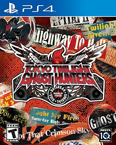 Tokyo Twilight Ghost Hunters Daybreak: Special Gigs! - PlayStation 4 First Edition (Wholesale Beats)
