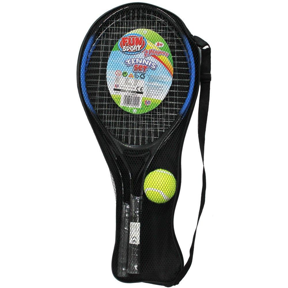 Fun Sport 13980102Player Tennis-Set HTI