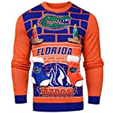 Forever Collectibles NCAA Florida Gators Unisex NCAA Ugly 3D Sweater, Medium