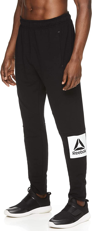 Reebok Running Essentials Long Tight Men/'s Training Pants Leggings Base Layer