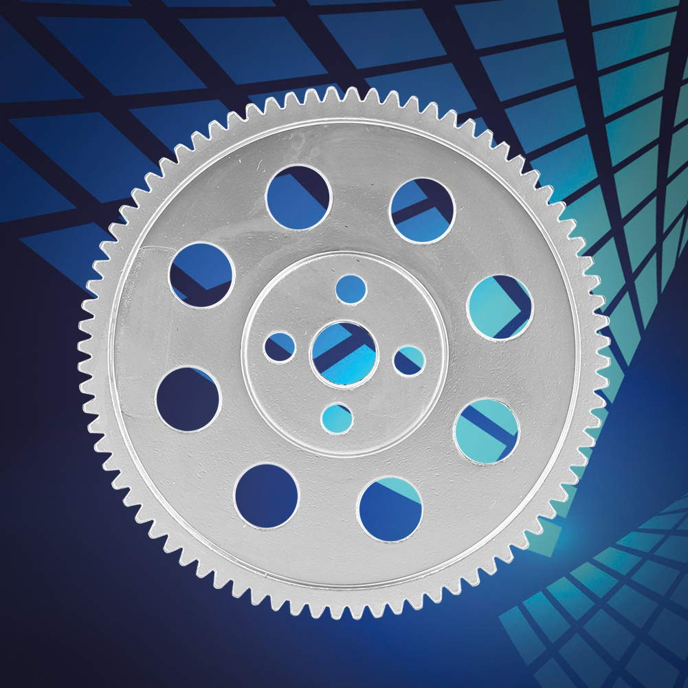 Precision Die-Casting Industrial Gear High Bite 65.5mm Outer Diameter Gearwheel 80 Teeth Round Hole for Industrial Robot