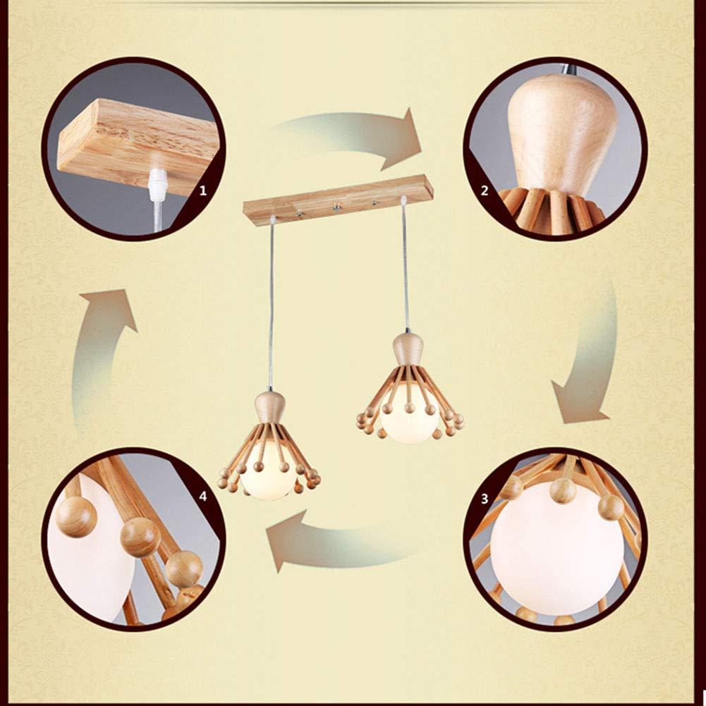 WETRR Nordic Minimalist Pendant Lampe Modern Creative Home Lighting Personal Restaurant Bedroom Living Room Lighting Chandelier,1head