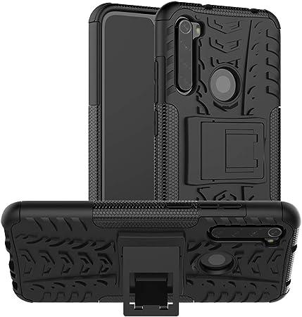 XINYUNEW Funda Xiaomi Redmi Note 8T, 360 Grados Protective+ ...