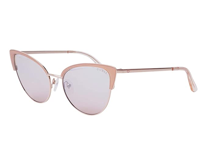 Guess - Gafas de sol - para mujer Amarillo Hell Gold - Beige ...