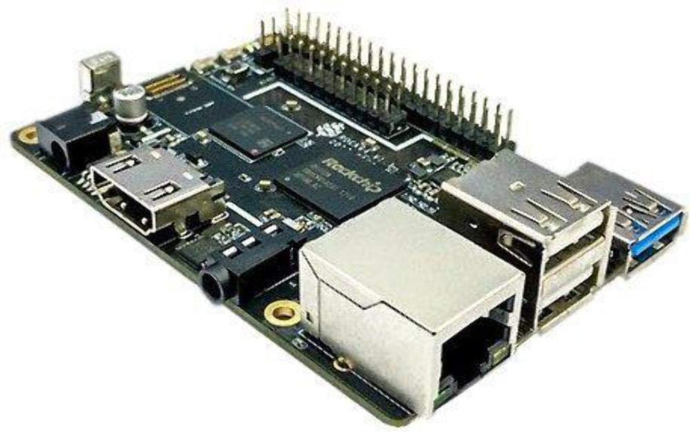 ROCK64 2 GB Single Board Computer