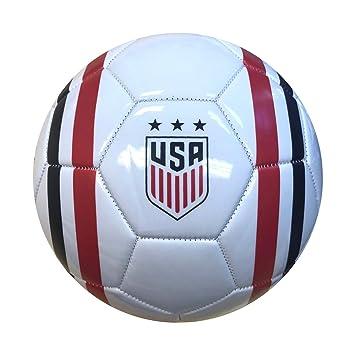 Icon Sports Group USWNT - Balón de fútbol Oficial (Talla 5), Color ...