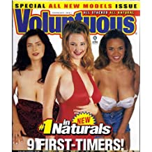 VOLUPTUOUS 2/01 (FEBRUARY 2001)