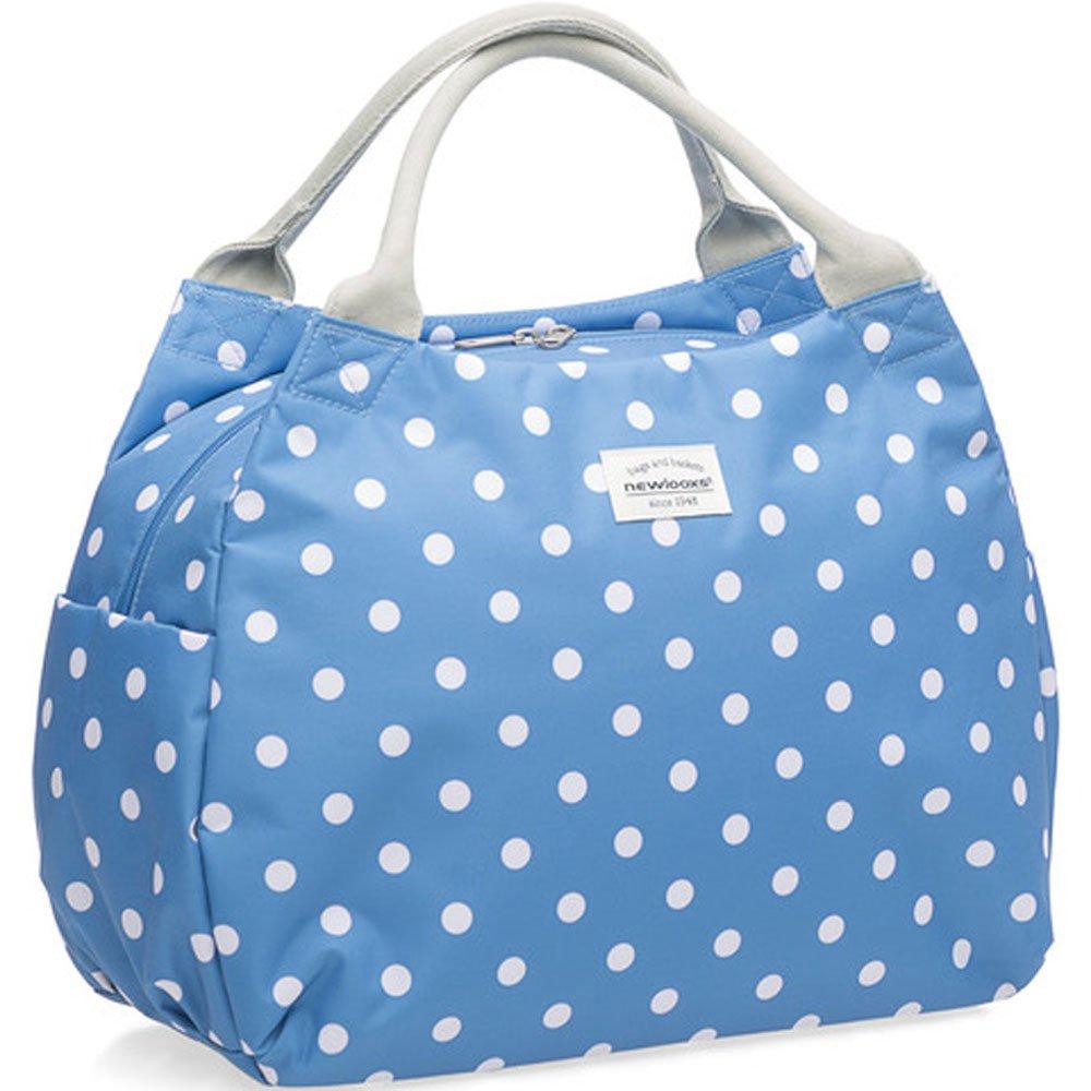 Unbekannt Tosca Polka Porte-bagages Sac/Sac à main Mixte bleu M0QA6|#New Looxs FA003480056