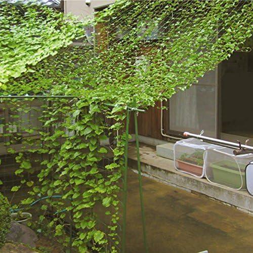 Nailon Malla de enrejado planta apoyo para tomates, verduras y frutas para Grow Vertical, vid y Veggie enrejado red: Amazon.es: Jardín