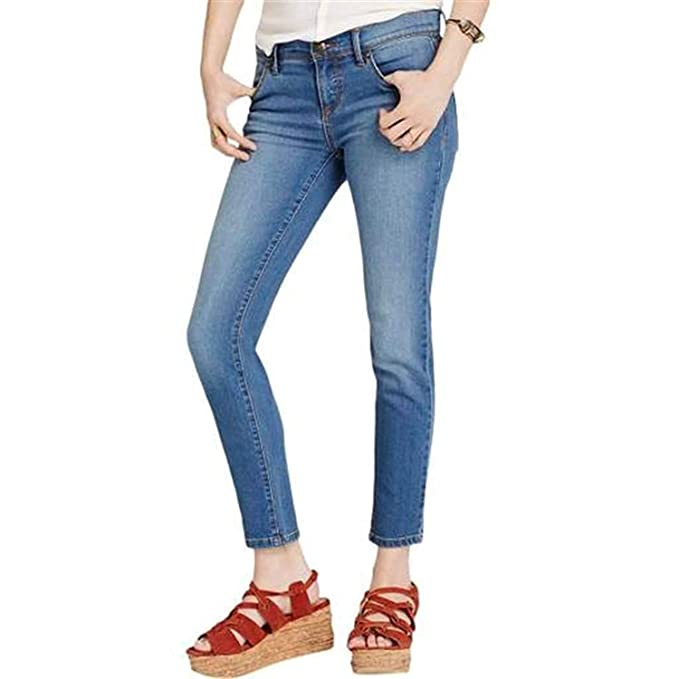 d73cb8f389837 Free People Womens Roller Cropped Skinny Jeans at Amazon Women's ...