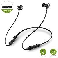 Deals on Ponybro S6 Bluetooth 5.0 Headphones Neckband