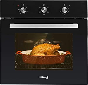 Electric Single Wall Oven, GASLAND Chef ES606MB 24