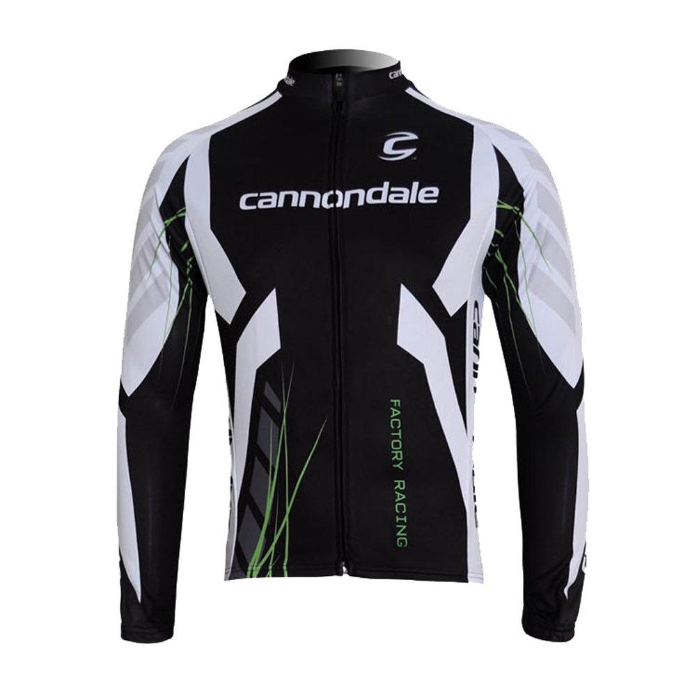 uonoメンズ用長袖サイクリングジャージージャケット B01EK0MYZO X-Large|Jacket f Jacket f X-Large