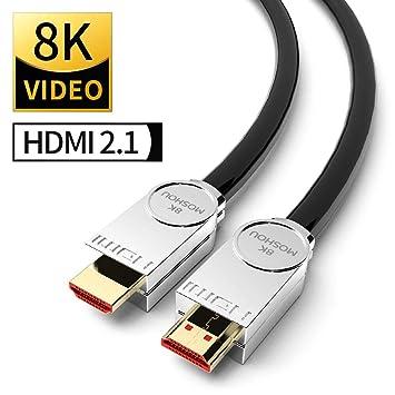 SIKAI 8K - Cable de Interfaz Multimedia de Alta definición 4K@60HZ ...