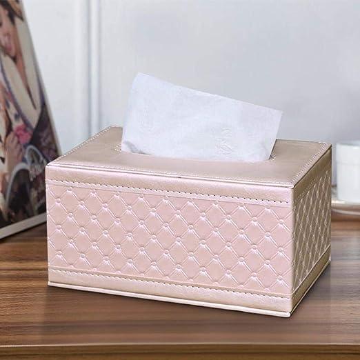 ROTOOY Caja De Pañuelos Caja De Pañuelos De Papel Caja De Papel ...