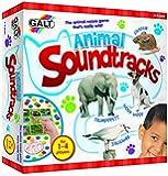 Galt Toys Inc Animal Soundtracks CD