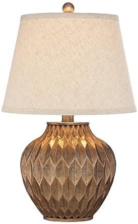 Buckhead Bronze 22 High Small Urn Table Lamp Amazon Com