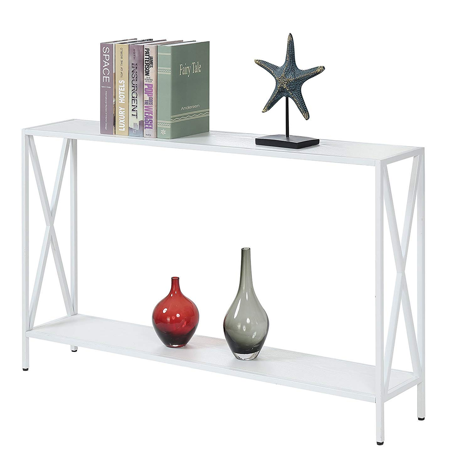 Convenience Concepts 161899WFW Tucson Console Table