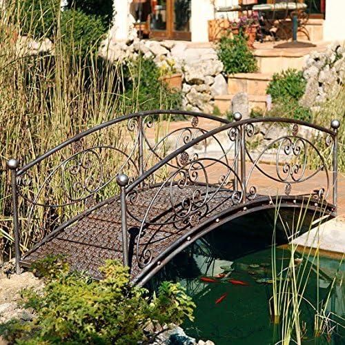 Jardín Puente Ponte di Venezia, medio: Amazon.es: Jardín