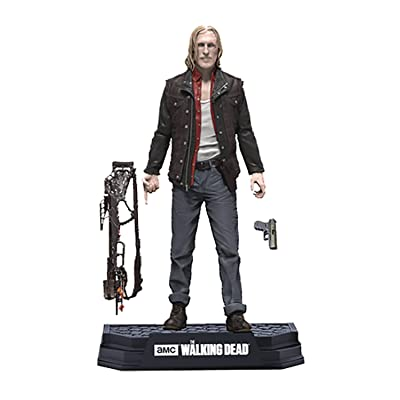 McFarlane Toys The Walking Dead Dwight Collectible Action Figure: Toys & Games